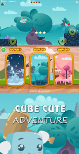 Download Cute Cube Adventure For PC Windows and Mac apk screenshot 2