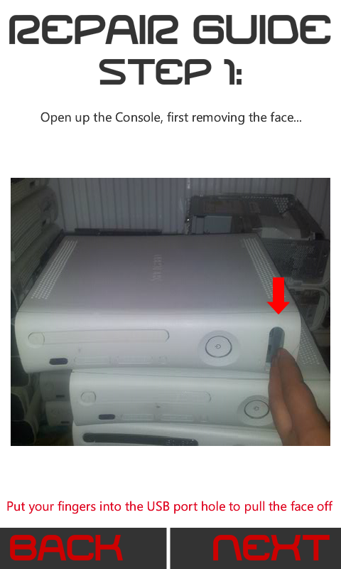 Sending my xbox 360 off for repair?