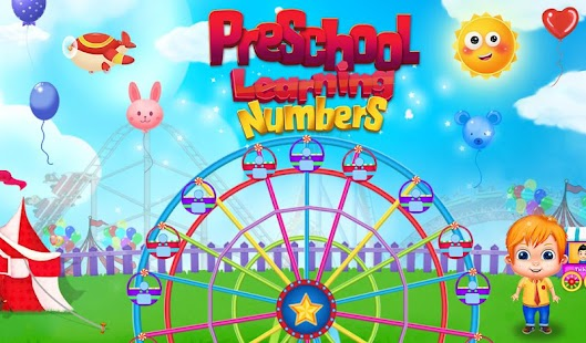 Preschool Learning Numbers- screenshot thumbnail