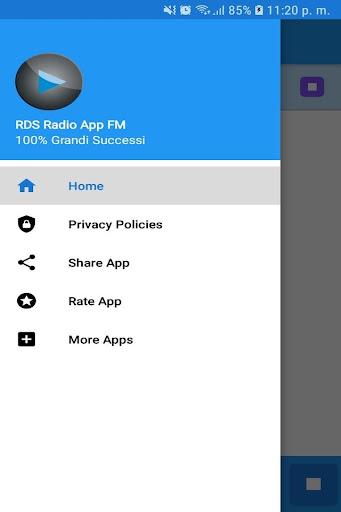 RDS Radio App FM IT Free Online screenshots 2
