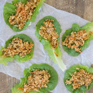 Vegetarian San Choy Bau