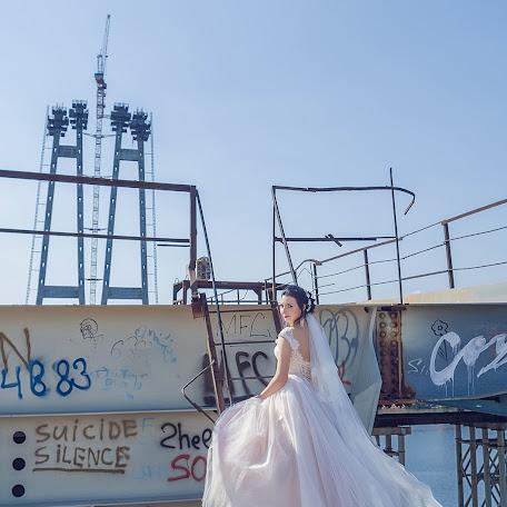 Wedding photographer Viktoriya Utochkina (VikkiU). Photo of 11.11.2017