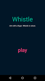 Whistle- screenshot thumbnail