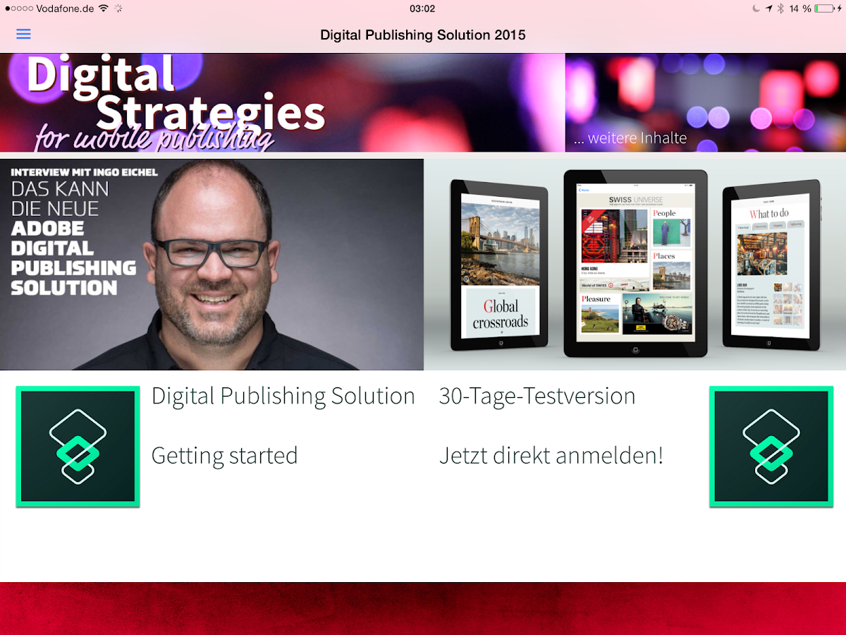 Digital Strategies- screenshot