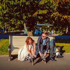 Wedding photographer Boris Bushmin (borisbushmin). Photo of 13.06.2017