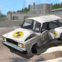 Car Crash Test VAZ 2104 icon