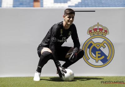 Wie Thibaut Courtois wil weghalen bij Real Madrid moet een fortuin ophoesten