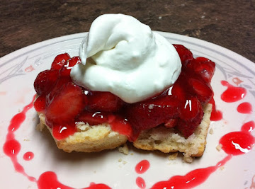 My Favorite Strawberry Shortcake Recipe
