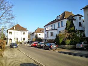 Photo: Meine Flucht in die Schumannstraße war nicht nachhaltig - für ein Foto reichte es immerhin.