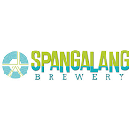 Spangalang On Blitzen Brut Holiday IPA