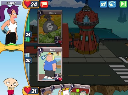 Animation Throwdown MOD Apk 1.98.1 (Unlimited Money) 8
