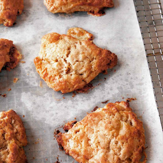 Apple and White Cheddar Cheese Scones