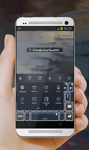 玩個人化App|友情灰色 TouchPal免費|APP試玩