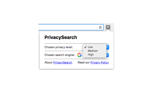 PrivacySearch