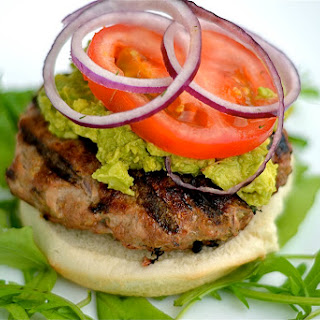 Grilled Turkey and Quinoa Burgers