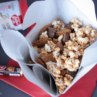 Biscoff Rolo Popcorn