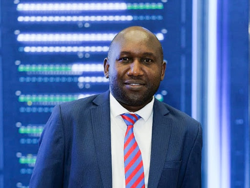 Dan Kwach, managing director of Africa Data Centres East Africa Region.
