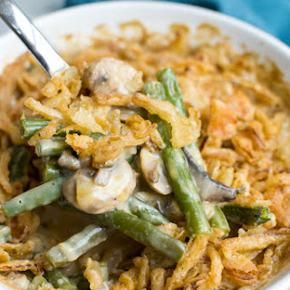 Green Bean Casserole With Soy Sauce Recipes