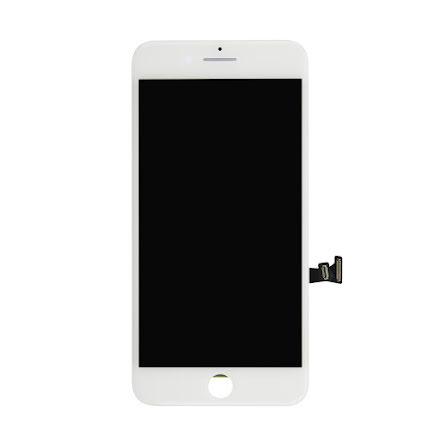 iPhone 7 Plus LCD-skärm (AOU-tillverkad)  VIT