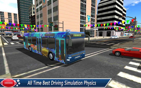 American Football Bus Driver V 1 3 Hack Mod Apk Unlimited Money