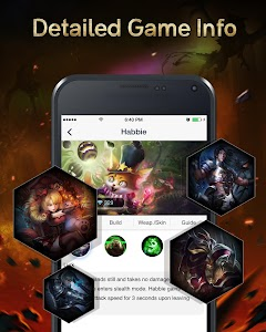 GAEA MOBILE screenshot 9