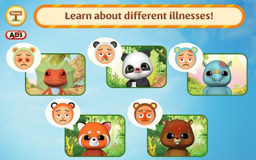 YooHoo: Pet Doctor Games for Kids! 1.1.2 screenshots 19