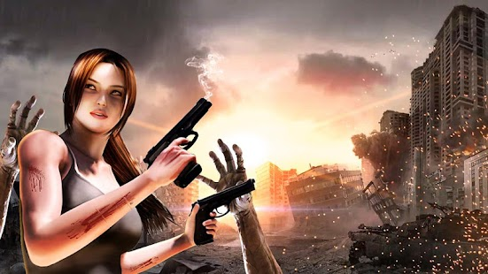 Zombie Hunter : Dead Zombie Shooter- screenshot thumbnail