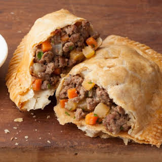 Michigan Pasty (Meat Hand Pie).