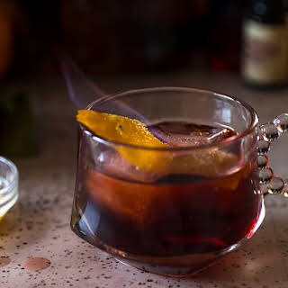 A Holiday Rum Negroni For Our Inner Surfer.