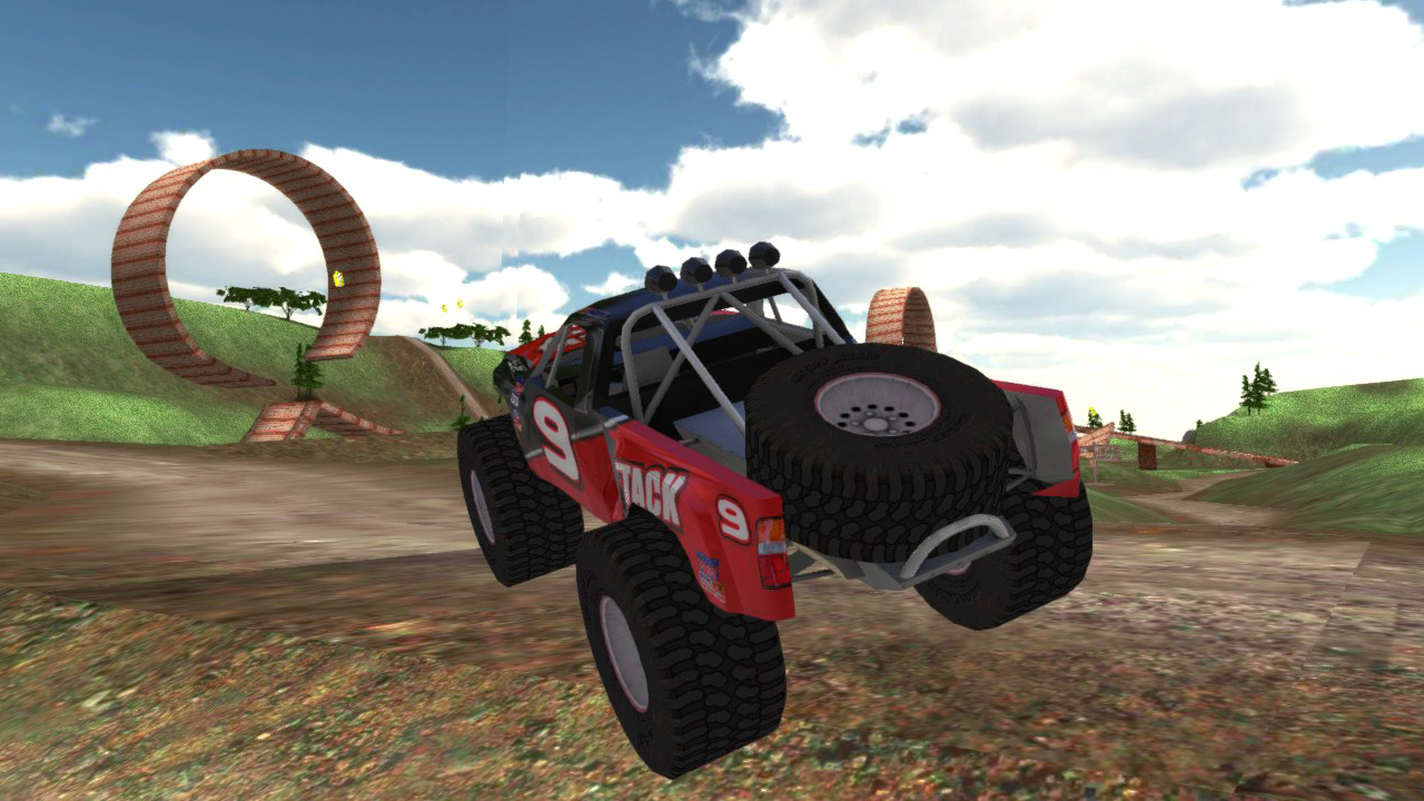 Truck Driving Simulator 3D- screenshot