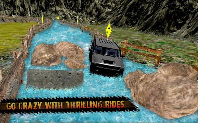 Offroad Legends Driver 3D - screenshot
