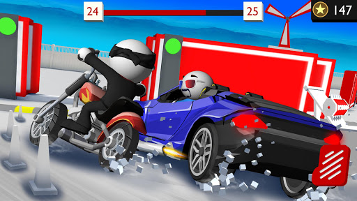 Car Crush - Racing Simulator apktram screenshots 5