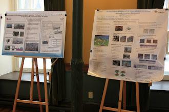 Photo: Concours d'affiches scientifiques