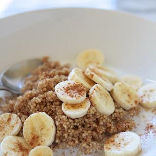Microwave Quinoa Breakfast Recipes