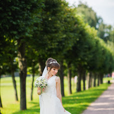 Wedding photographer Darya Luneva (photodl). Photo of 13.10.2017