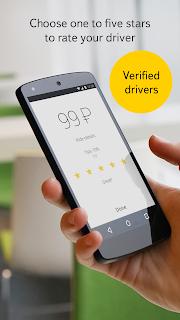 Yandex.Taxi screenshot 04