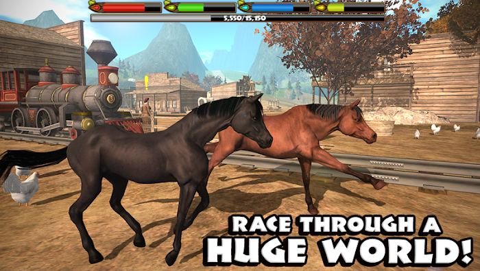 Ultimate Horse Simulator- screenshot