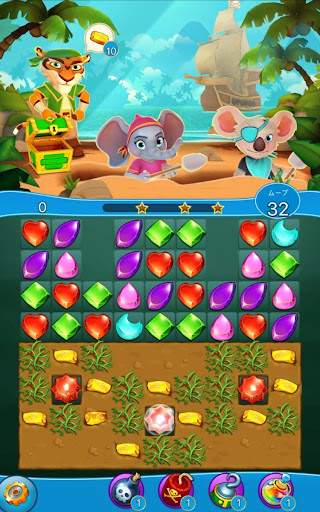 Pirate Puzzle Blast - Match 3 Adventure apkdebit screenshots 12