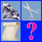 Камень-Ножницы-Бумага (Ю-Зе-Фа, free онлайн игра) icon