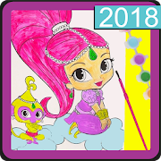Coloring Book 2018 by AKKI APPS icon