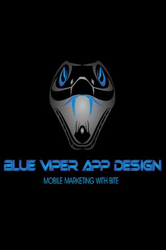 Blue Viper App Design