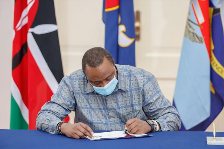 Tender billions: How state agencies defied Uhuru order