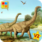 Dinosaurs Flashcards V2 (Dino) icon