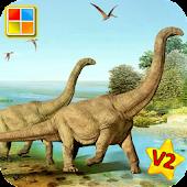 Unduh Dinosaurs Flashcards V2 (Dino) Gratis