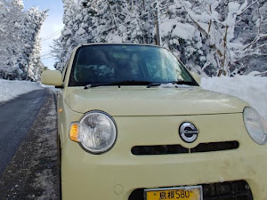 ミラココア L685S H24年式 X4WDのカスタム事例画像 ココきちさんの2021年01月11日11:22の投稿
