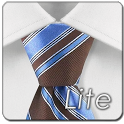 To tie a tie and a bow. Lite icon