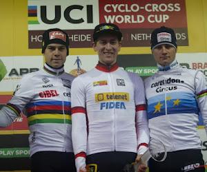Toon Aerts ne gagne pas à Hoogerheide, mais est sacré pour la première fois