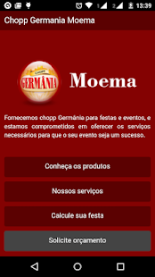 Chopp Germania Moema- screenshot thumbnail