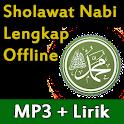 Sholawat Nabi Offline + Lirik Lengkap icon