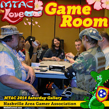 Photo: Saturday started out after an all night game marathon, continued all day, and then went on into another all night marathon.  Non stop gaming at MTAC 2014!